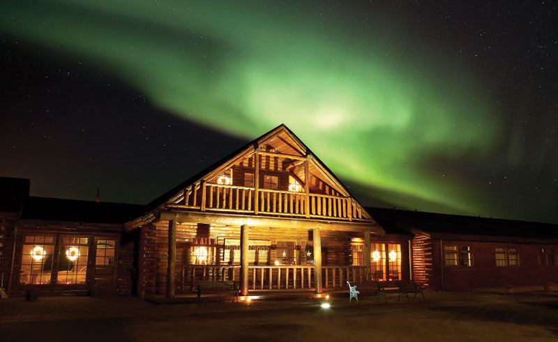 iceland south west northern lights hotel ranga
