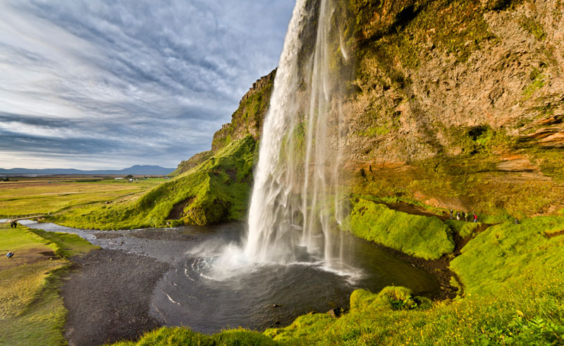 iceland south west seljalandsfoss rth