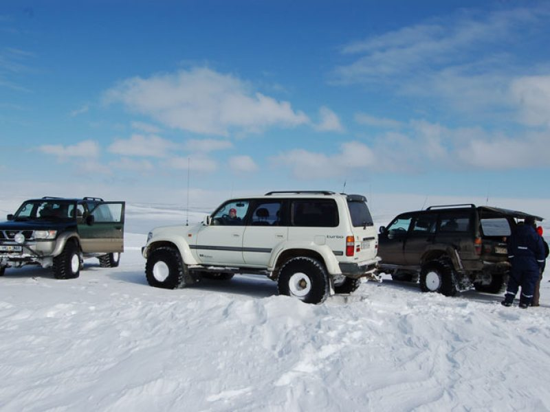 iceland west fjords heydalur superjeep