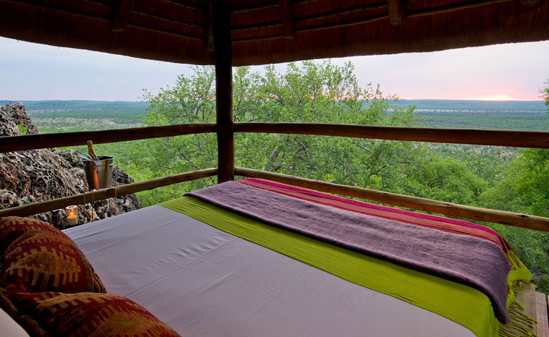 little ongava bedroom view