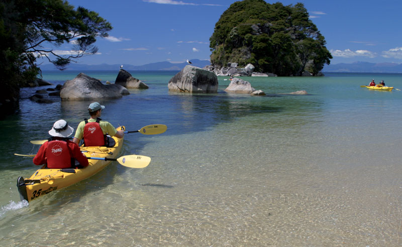 new zealand abel tasman kayaking3 ntt