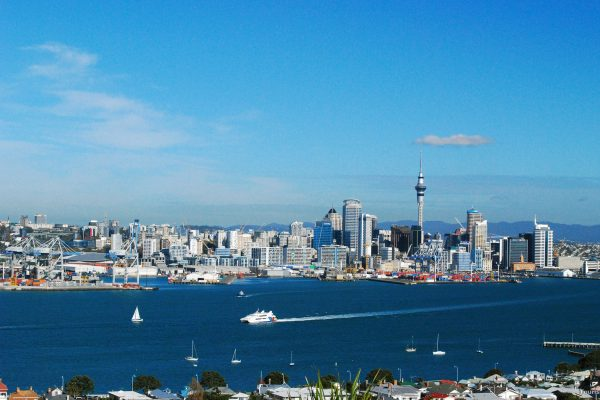 new zealand auckland from devonport tnz
