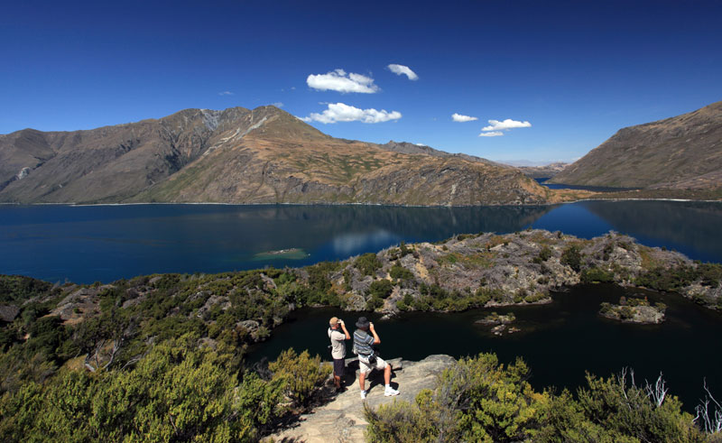 new zealand lake wanaka mou wahu lwt