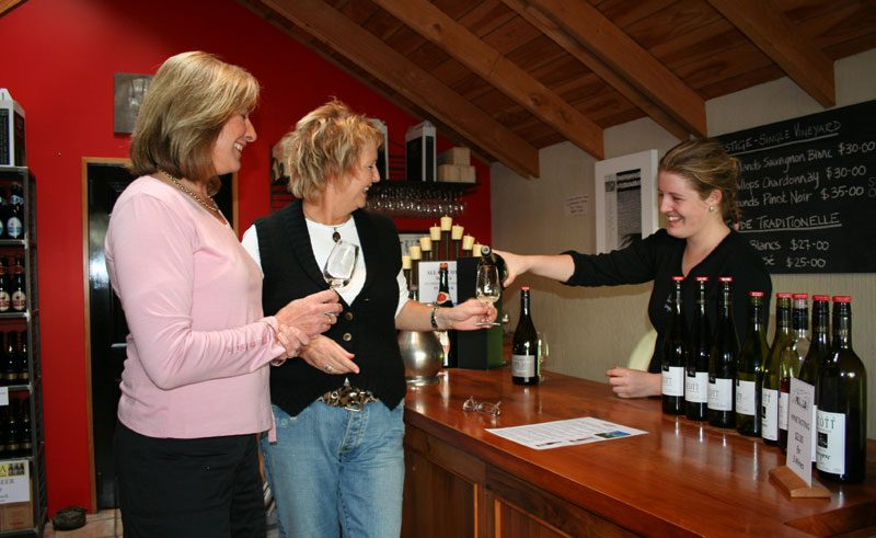 new zealand marlborough cellar door ex dm
