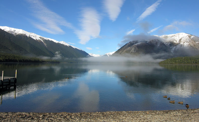 new zealand nelson lake rotoiti ntt