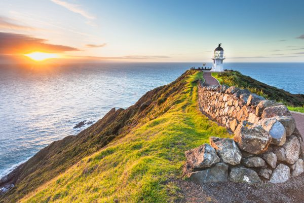 new zealand northland cape reinga lighthouse istk