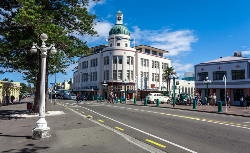 new zealand pacific coast napier is