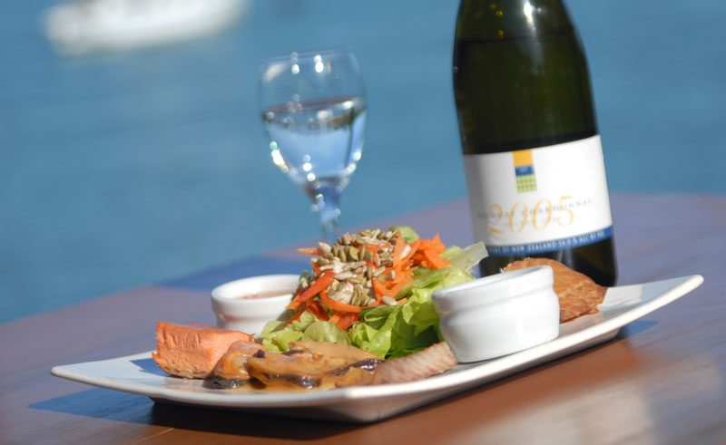 new zealand seafood and wine ntt