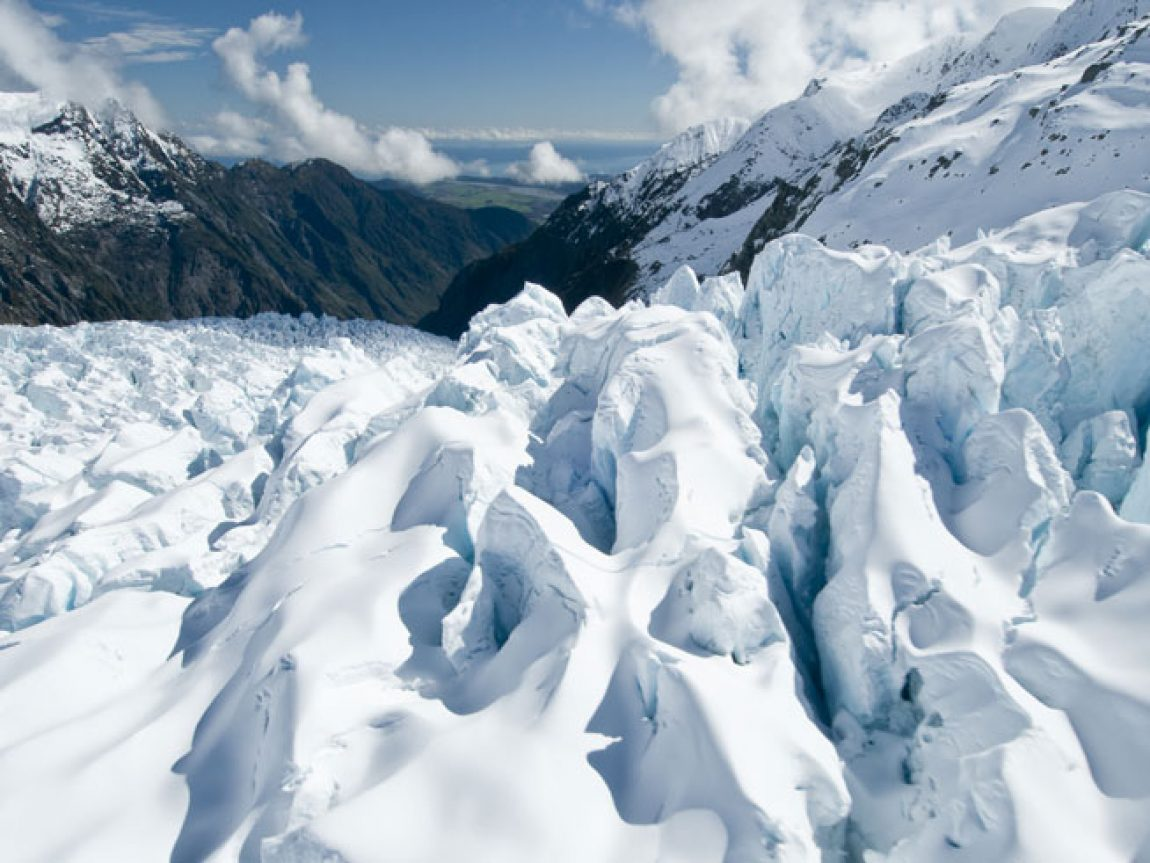 new zealand west coast franz josef glacier twc