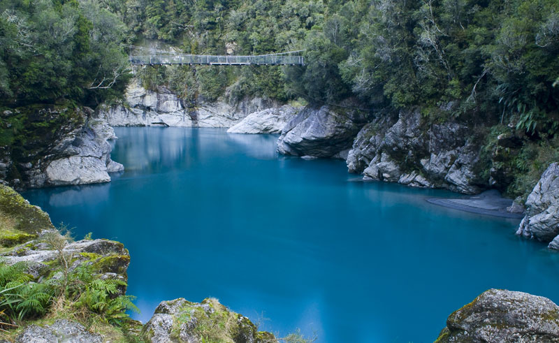 new zealand west coast hokitika gorge twc