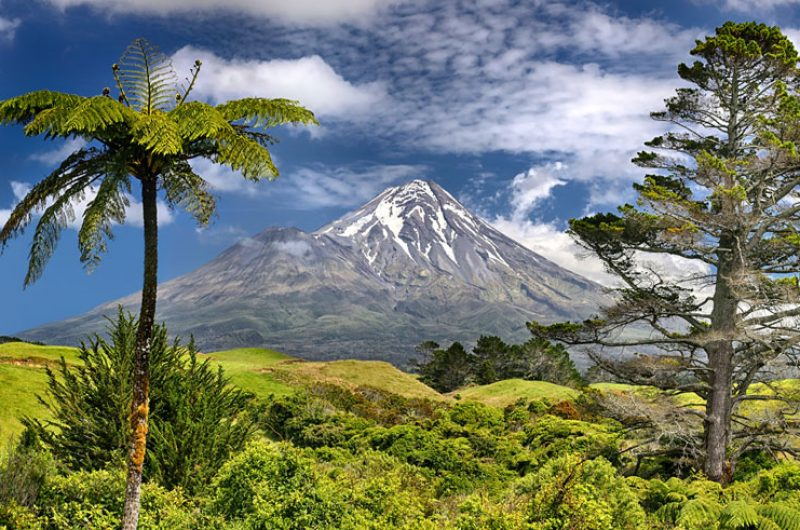 new zealand western north island mt taranaki view istock