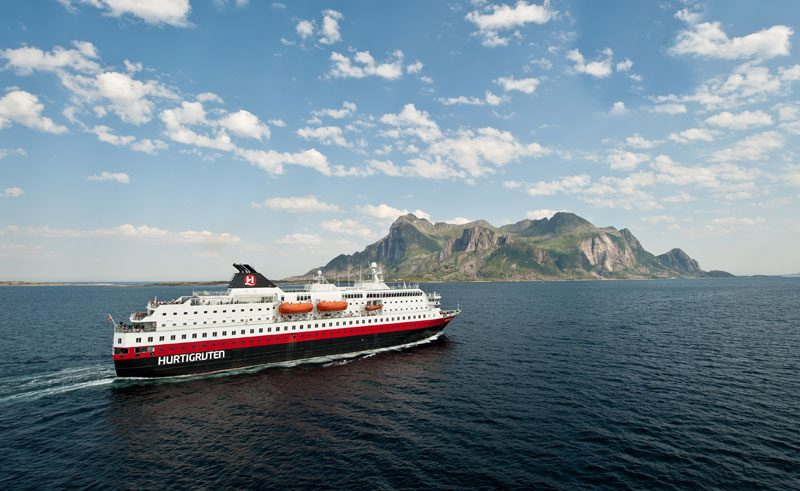 norway coastal voyage hurtigruten