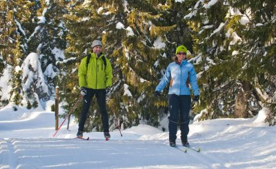norway cross country skiing vn