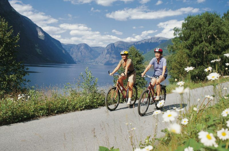 norway fjords cycling vn