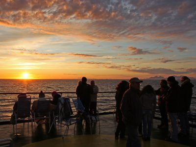 norway midnight sun hurtigruten