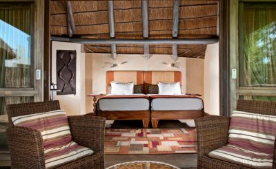 ongava lodge bedroom interior