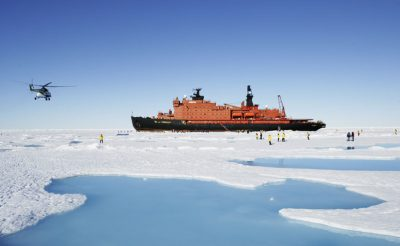 polar ship 50 years of victory qe