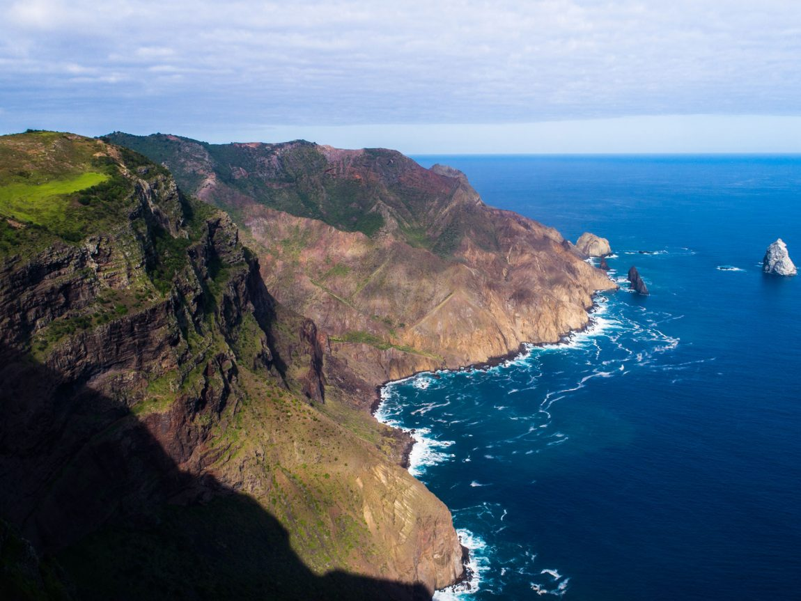 st helena speary island from south west point sthphview