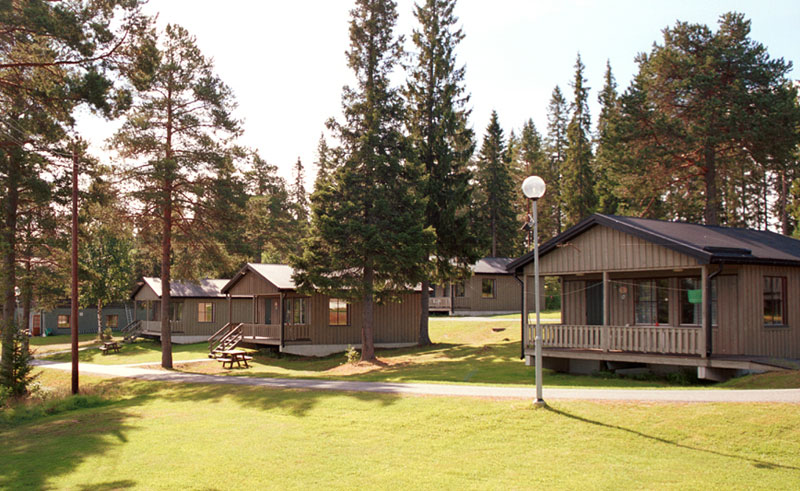 sweden lapland cabins brandon lodge
