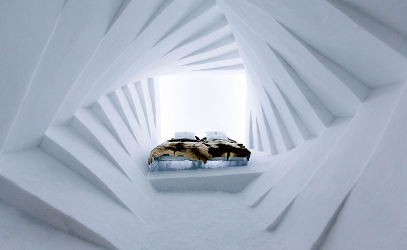 sweden lapland icehotel art suite 7.5degrees ro