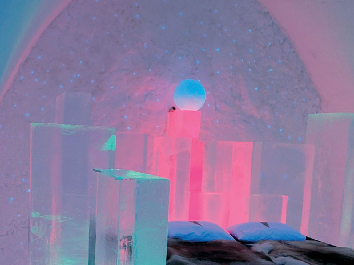sweden lapland icehotel art suite ch