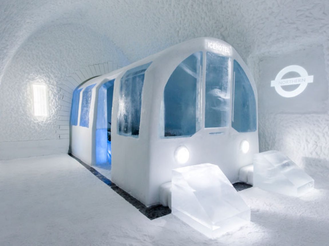sweden lapland icehotel art suite mind the gap
