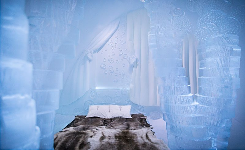 sweden lapland icehotel art suite spring ph