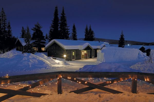 sweden lapland icehotel cabins at xmas rth
