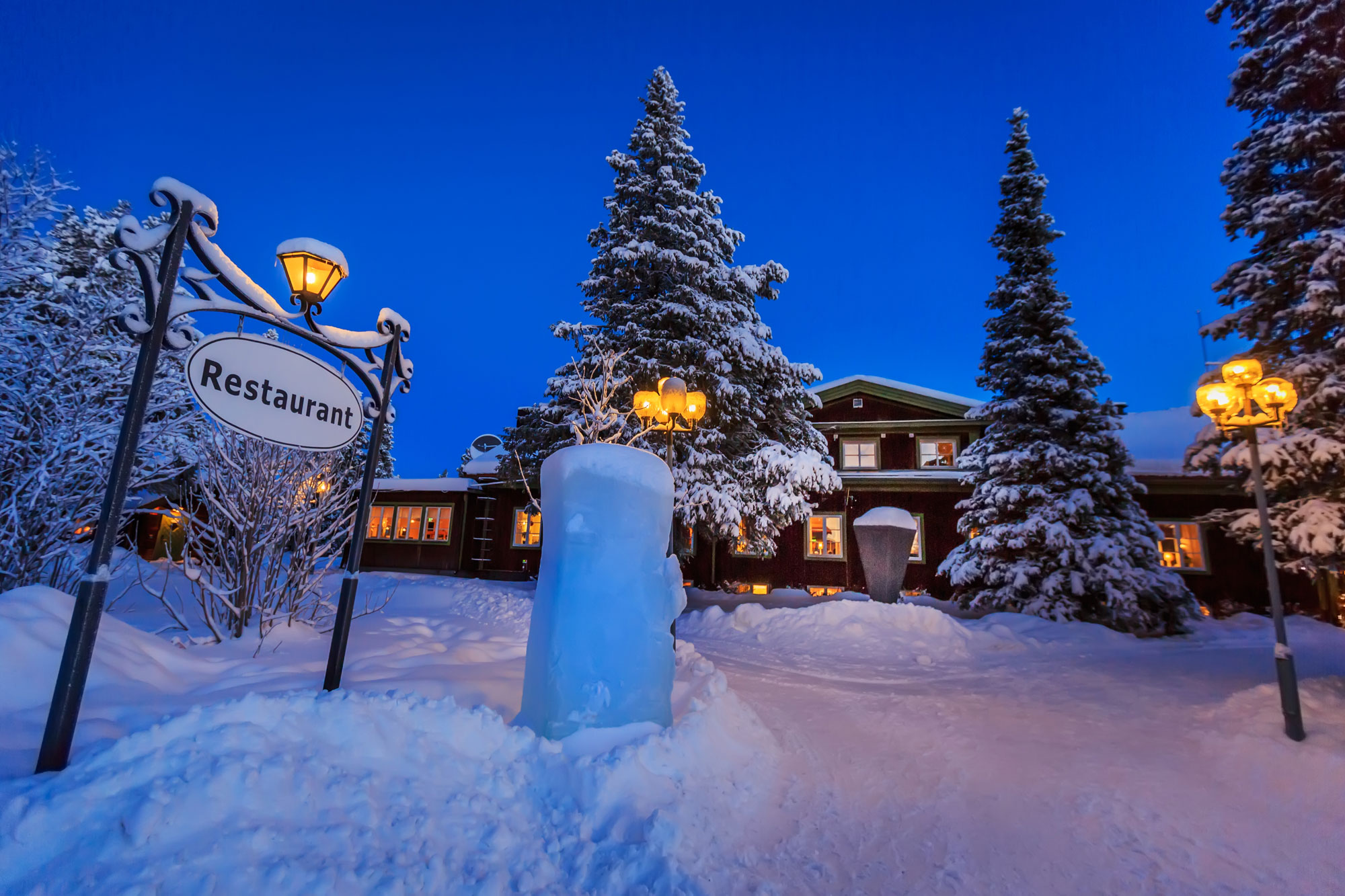 Christmas At The Icehotel Swedish Lapland Holiday