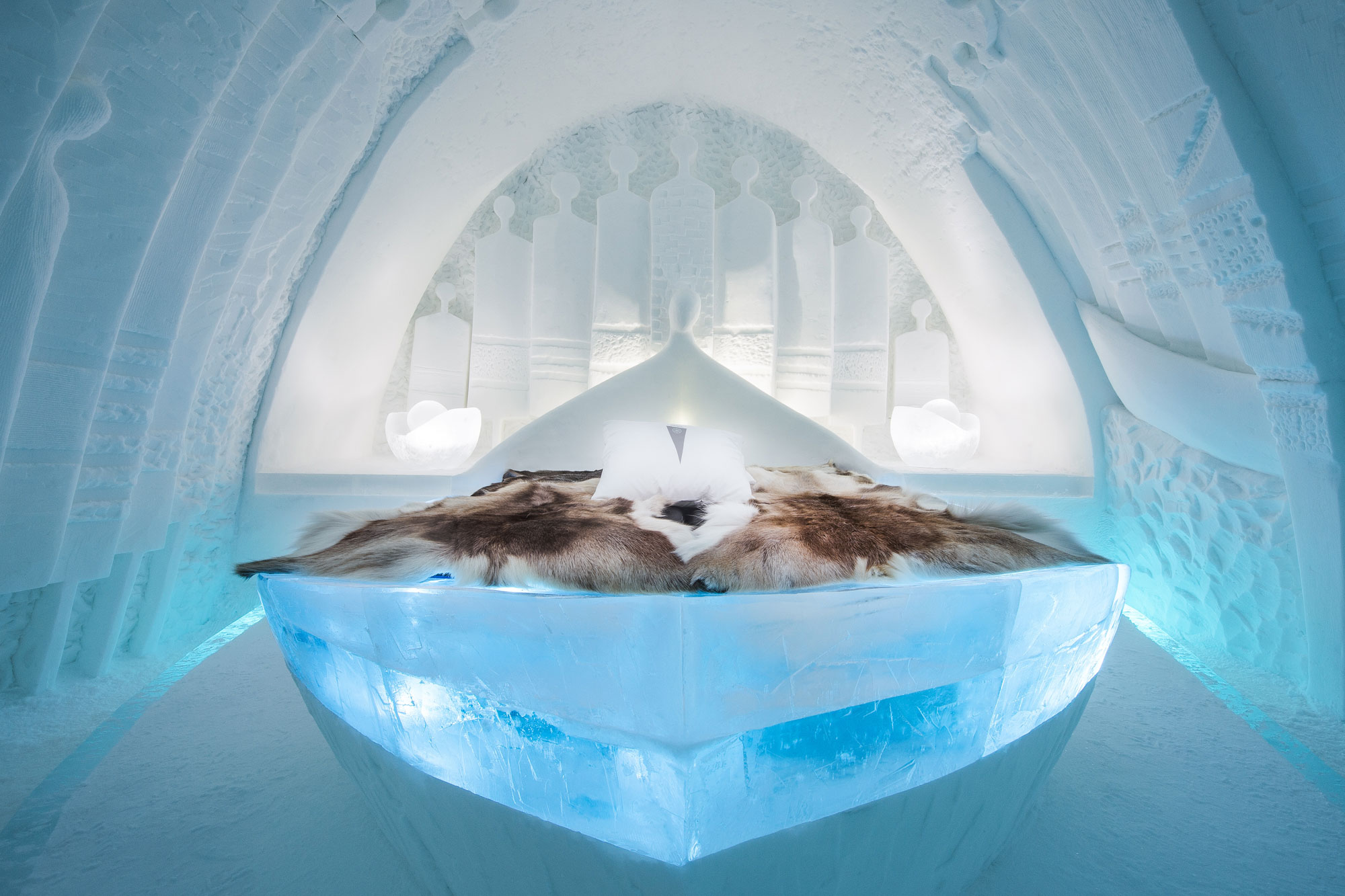 The Magic Of The Icehotel At Christmas Sweden Blog