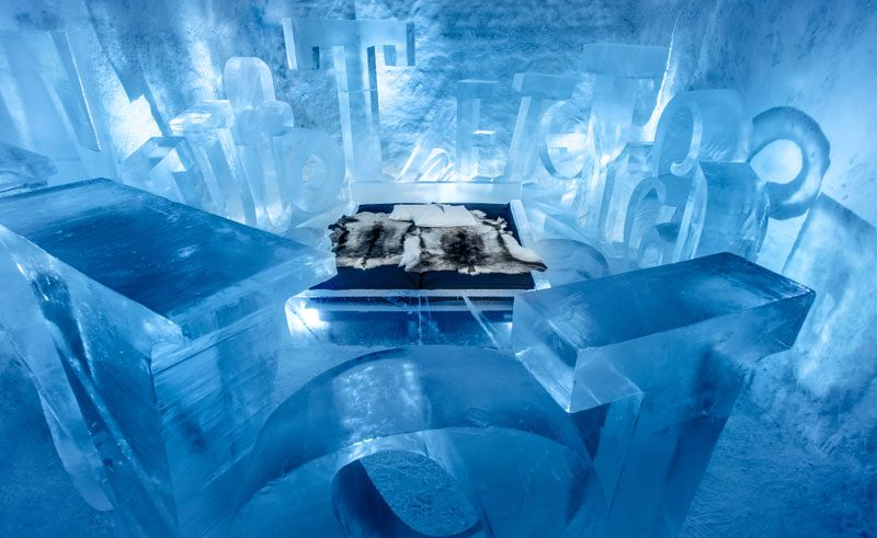 swedish lapland icehotel365art suite you are my type 1617 ih