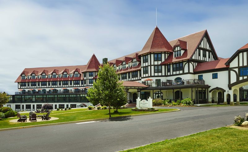 the algonquin resort exterior