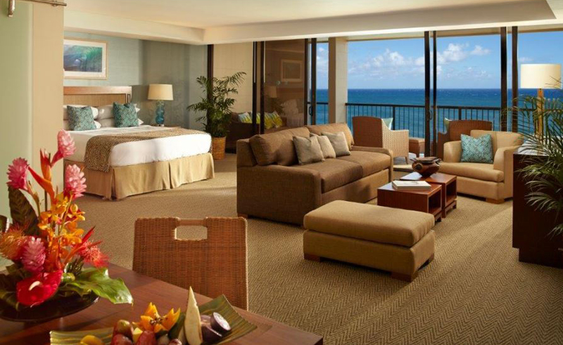 turtle bay resort family suite