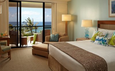 turtle bay resort ocean view room