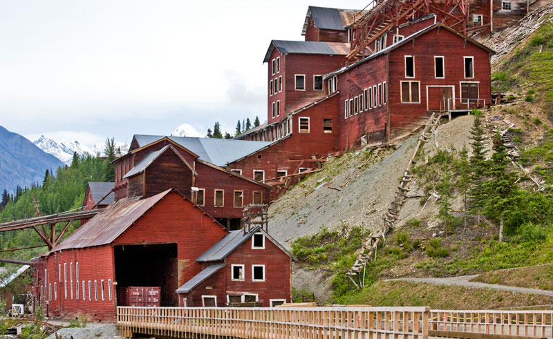 alaska south kennicott mine do