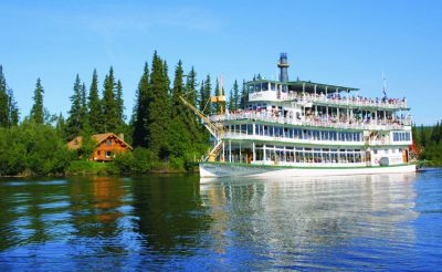 alaska sternwheeler riverboat tour from fairbanks