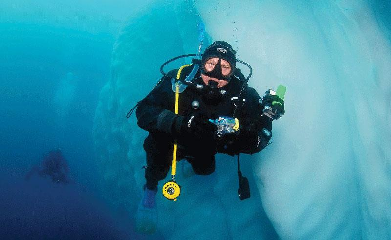 antarctica scuba diving ae