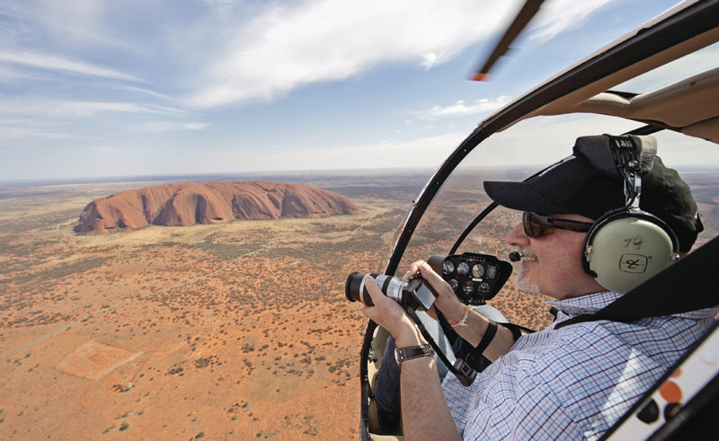 australia northern territory uluru helicopter flight2
