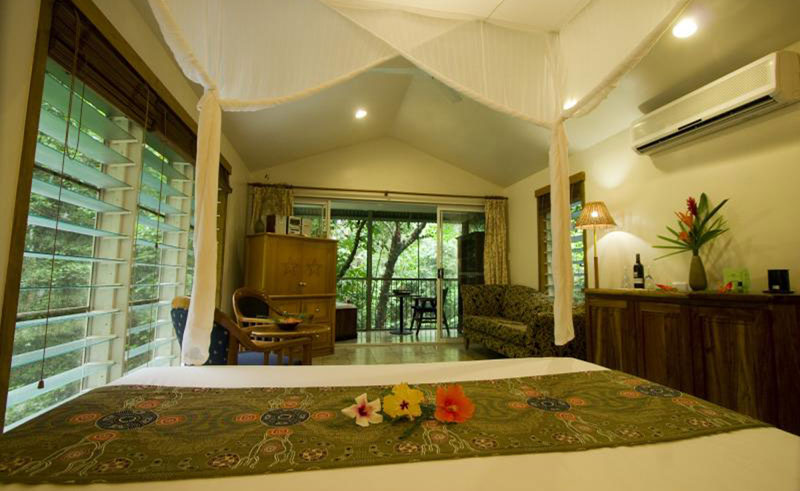 daintree eco lodge spa room