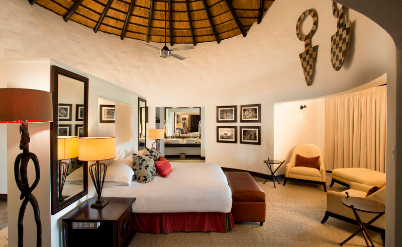dulini river lodge suite