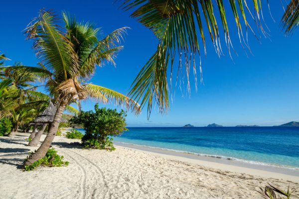 fiji mamanuca islands beach istk