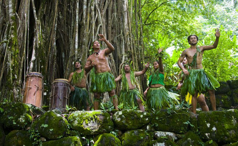 french polynesia marquesas islands traditional dancers