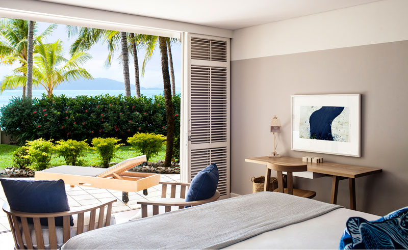 hamilton island beach club bedroom