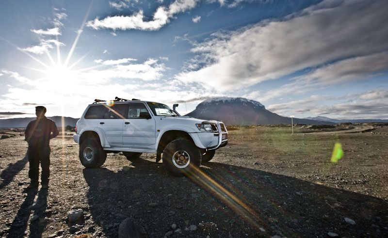 iceland askja by superjeep st