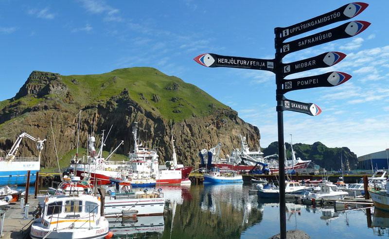 iceland historical tour of the westman islands