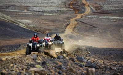 iceland mountain ride quad bike tour