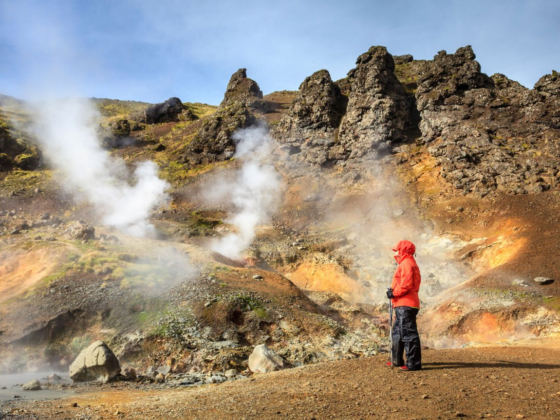 iceland south west hveragerdi geothermal springs istk 1
