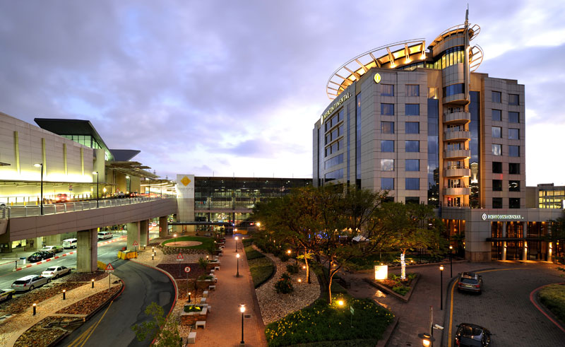 intercontinental tambo exterior