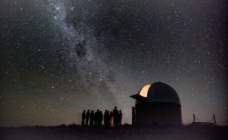 new zealand mt john night tour dark sky stargazing