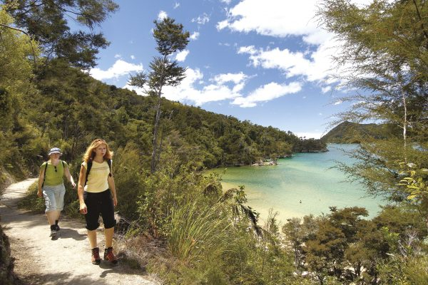 Hiking the Abel Tasman Track